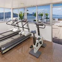오를라 코파카바나 호텔 Fitness Facility