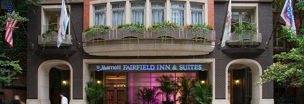 Fairfield Inn and Suites by Marriott Chicago Downtown Magnificent Mile - 시카고 - 건물