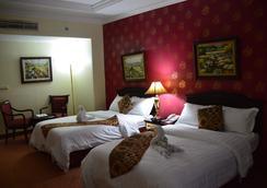 Golden Hotel Jeddah - 제다 - 침실