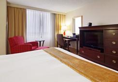 Tower Hotel Oklahoma City - 오클라호마시티 - 침실
