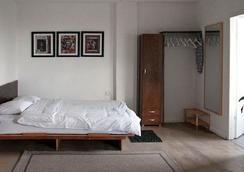 G38 Boutique Apartments - 하이파 - 침실