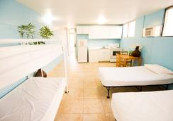 와이키키 비치사이드 호텔 - 호놀룰루 - 침실