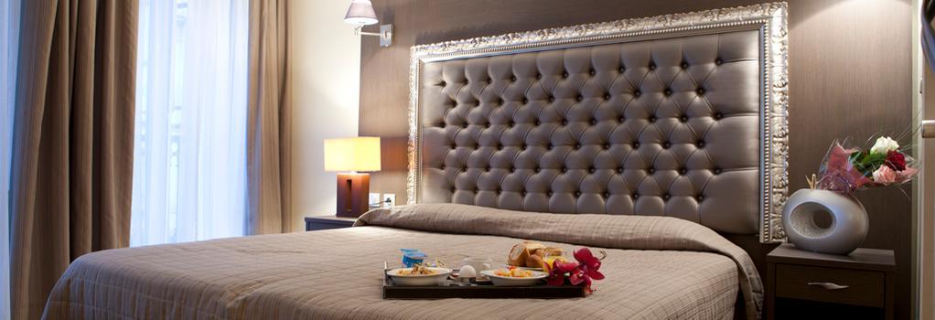 호텔 르브론 - 파리 - 침실