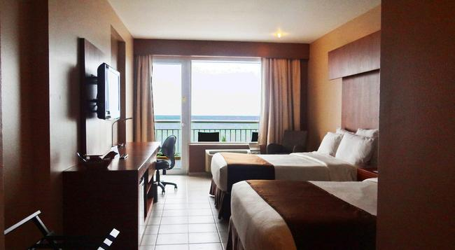 Mantahost Hotel - Manta - 침실