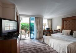 릭소스 썬게이트 호텔 - 안탈리아 - 침실