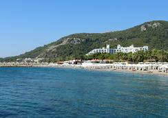 릭소스 썬게이트 호텔 - 안탈리아 - 해변