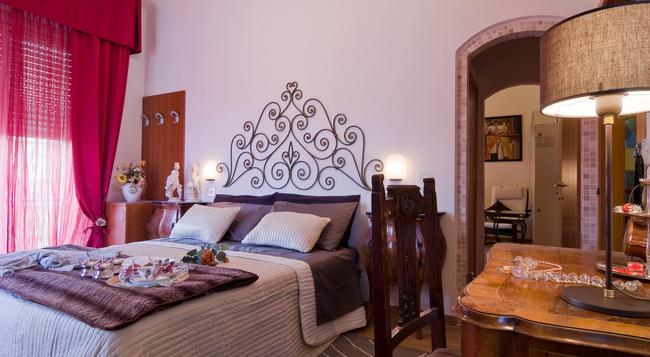 Hotel Estate - 리미니 - 침실