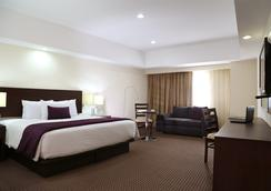 Hotel Ejecutivo Express - 과달라하라 - 침실