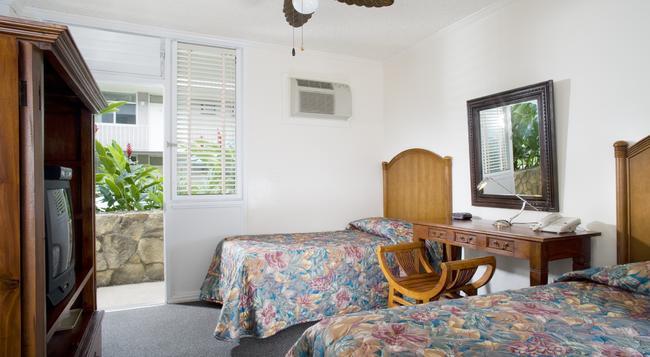 캐슬 퍼시픽 마리나 인 - 호놀룰루 - 침실