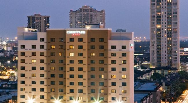 Courtyard by Marriott Houston by The Galleria - 휴스턴 - 건물