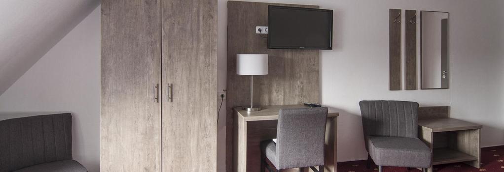 Hotel Maurer - 카를스루에 - 침실