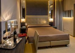 호텔 콘도티 - 로마 - 침실