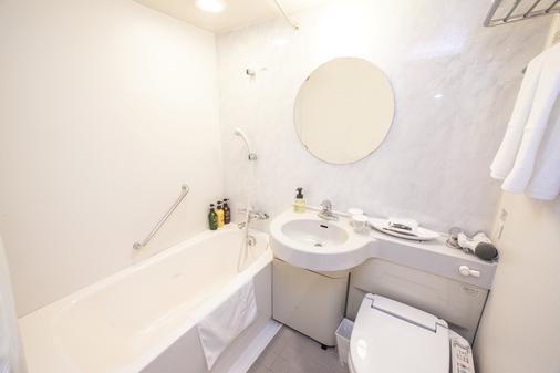 리치몬드 호텔 후쿠오카 텐진 - 후쿠오카 - 욕실