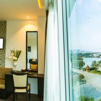 참파 아일랜드 나 트랑 리조트 호텔 앤 스파 Guestroom View