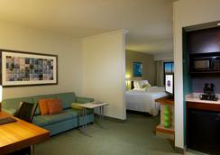 스프링힐 스위트 바이 메리어트 뉴어크 인터내셔널 에어포트 - 뉴어크 - 침실