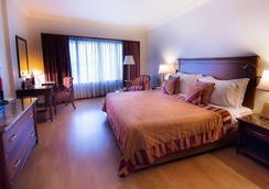 더 오키드 호텔 - 뭄바이 - 침실