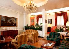 호텔 빅토리아 로마 - 로마 - 로비