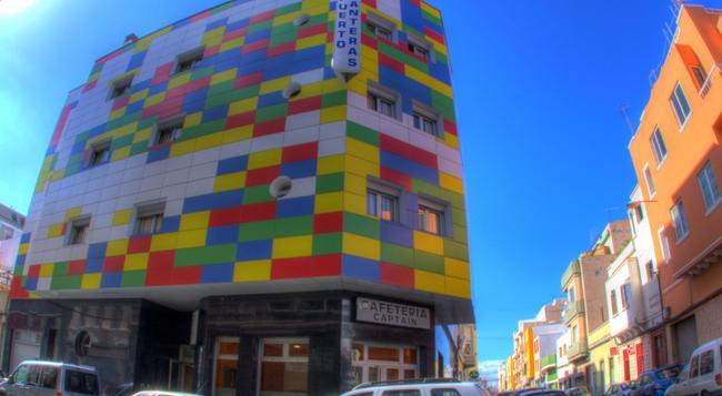Hotel Puerto Canteras - 라스팔마스데그란카나리아 - 건물