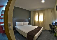 Hotel Puerto Canteras - 라스팔마스데그란카나리아 - 침실