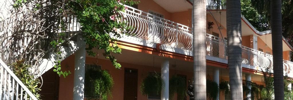 Palm Inn hotel - 포르토프랭스 - 건물