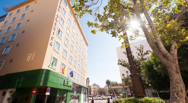 호텔 아메리카 세빌라 - 세비야 - 건물