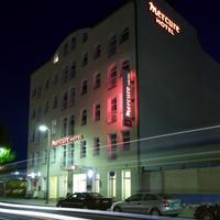 머큐어 호텔 베를린 미테 Hotel Front - Evening/Night