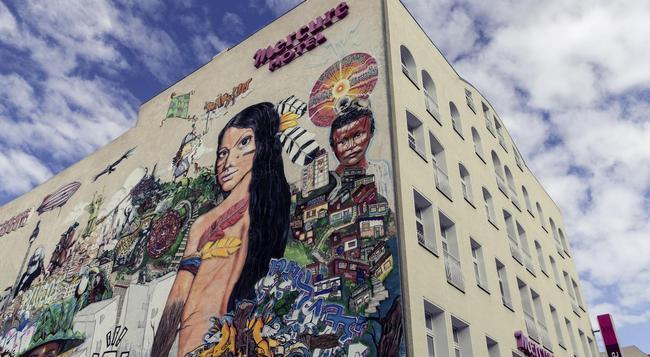 머큐어 호텔 베를린 미테 - 베를린 - 건물