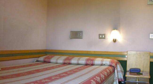 호텔 파비아 - 로마 - 침실
