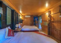 Old Khmer House 2 - 시엠레아프 - 침실