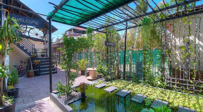Old Khmer House 2 - 시엠레아프 - 건물
