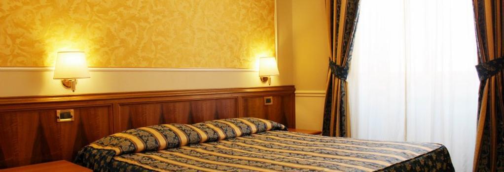 호텔 밀라쪼 로마 - 로마 - 침실