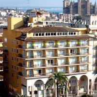 사라토가 호텔 말료르카 exterior