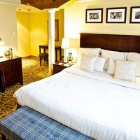 Manchester Marriott Victoria and Albert Hotel Guest room