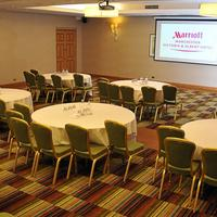 Manchester Marriott Victoria and Albert Hotel Ballroom