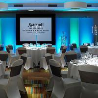 Manchester Marriott Victoria and Albert Hotel Restaurant
