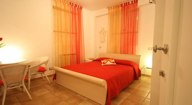 라 로텔라 넬 사코 - 로마 - 침실