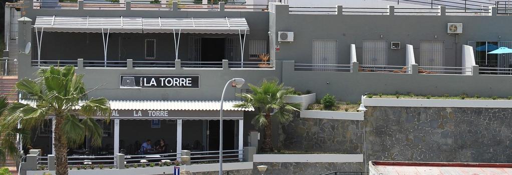 Hostal La Torre - Almuñecar - 침실