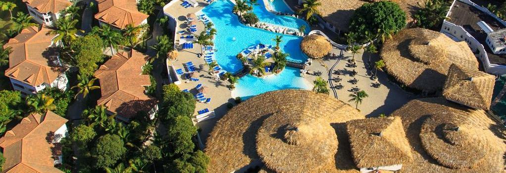 Cofresi Palm Beach Resort & Spa - 산 펠리페 데 푸에르토 플라타 - 건물