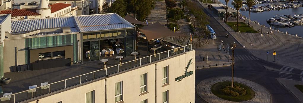 Hotel Faro & Beach Club - 파루 - 건물