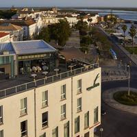Hotel Faro & Beach Club Exterior