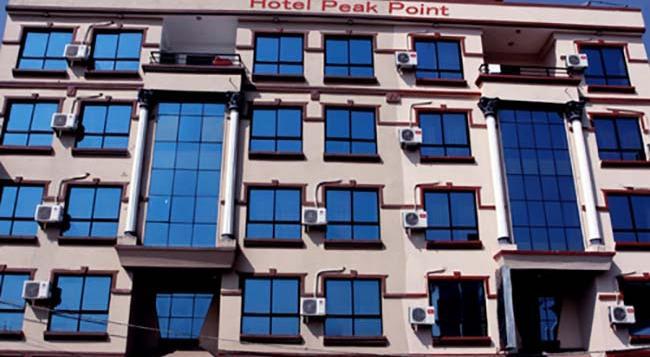 Peak Point Hotel - 카트만두 - 건물