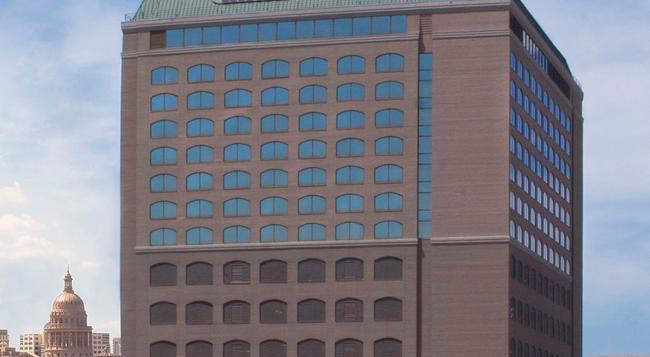 힐튼 가든 인 오스틴 다운타운 호텔 - 오스틴 - 건물