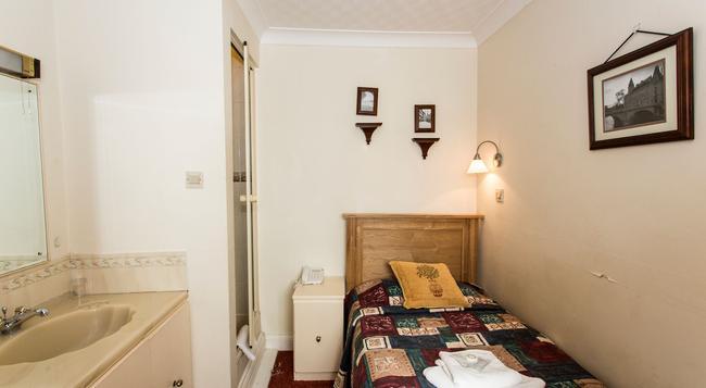 리지웨이 호텔 - 런던 - 침실