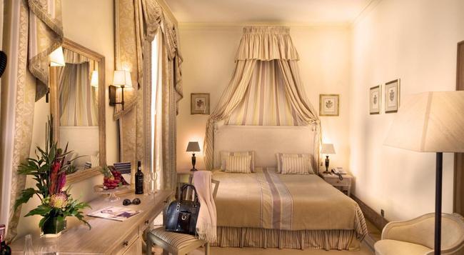 호텔 레알 팔라시오 - 리스본 - 침실