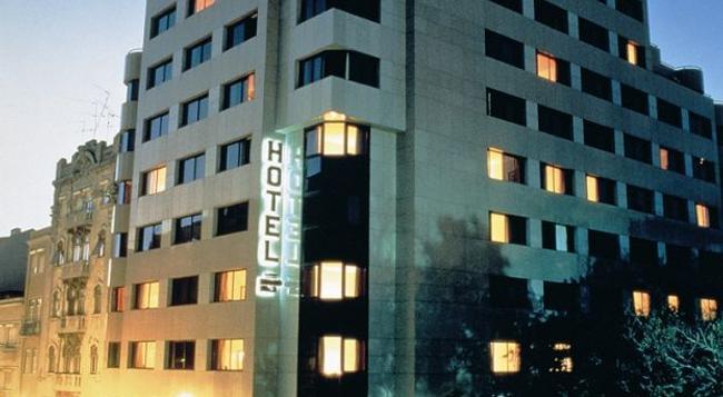 Hotel Real Parque - 리스본 - 건물