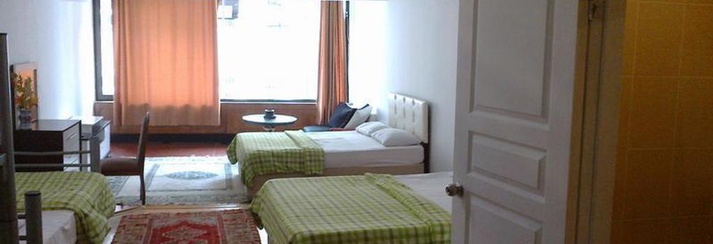 이스탄불 하모니 호스텔 - 이스탄불 - 침실