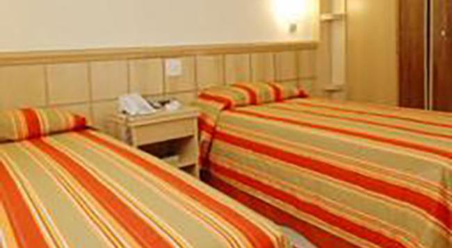 호텔 아틀란티코 코파카바나 - 리우데자네이루 - 침실