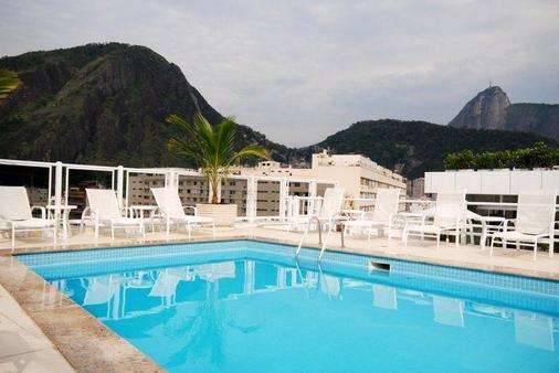 호텔 아틀란티코 코파카바나 - 리우데자네이루 - 수영장