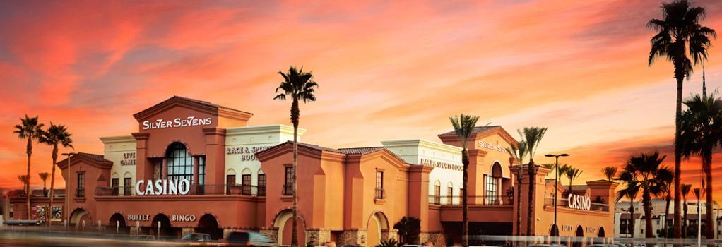 실버 세븐스 호텔 & 카지노 - 라스베이거스 - 건물