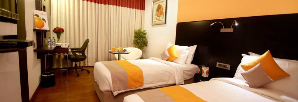 아스토리아 호텔 바이 스파사 - Madurai - 침실